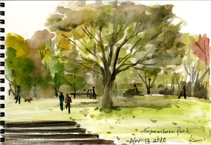 Sagamihara_park2