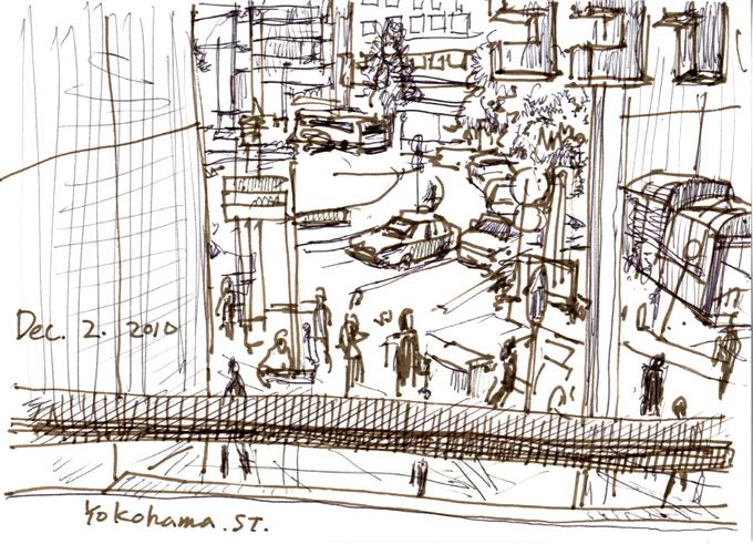 Yokohama_st_view