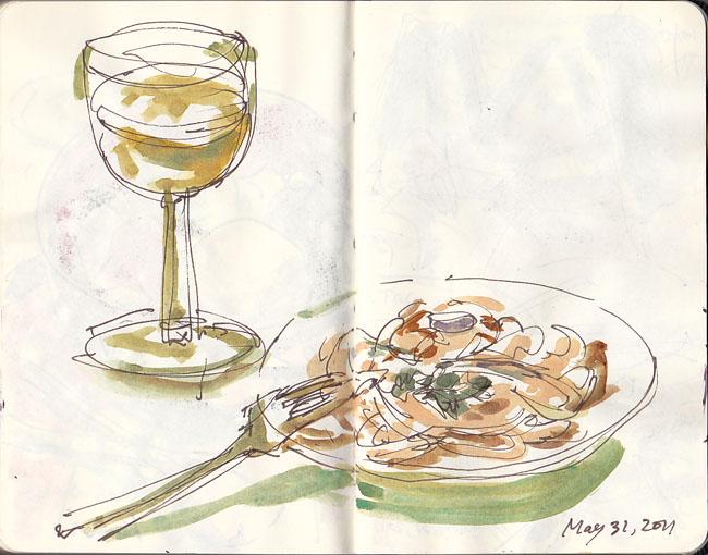 Wine_and_pasta