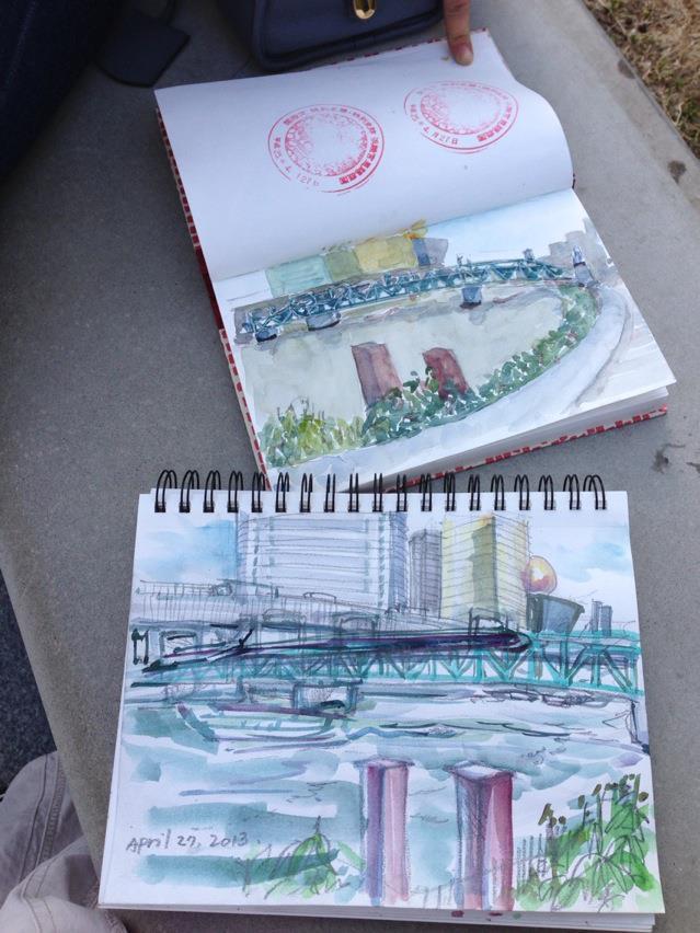 Asakusa_sketches
