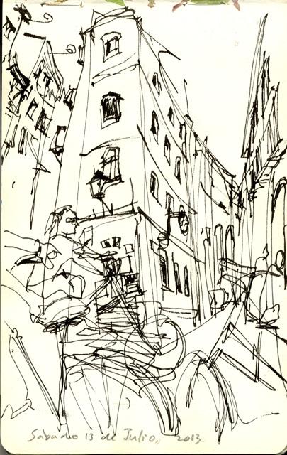 Sketchcrawl_in_barcelona