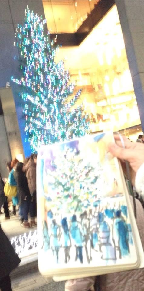 Ginza_mikimoto_christmas_treecom