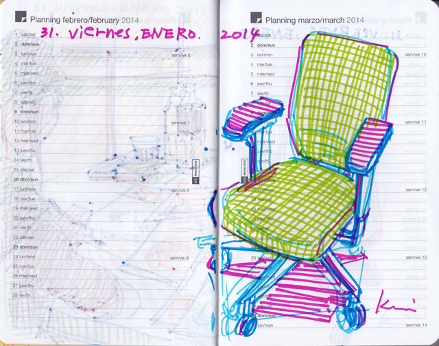 A_chair_front