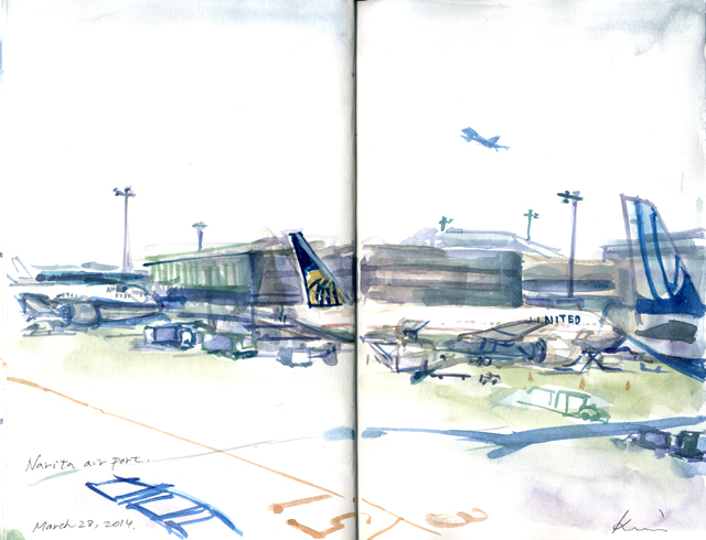 A_view_from_narita_airport
