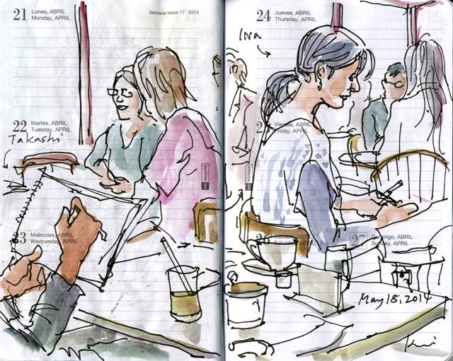 Sketching_akiko_and_takashi