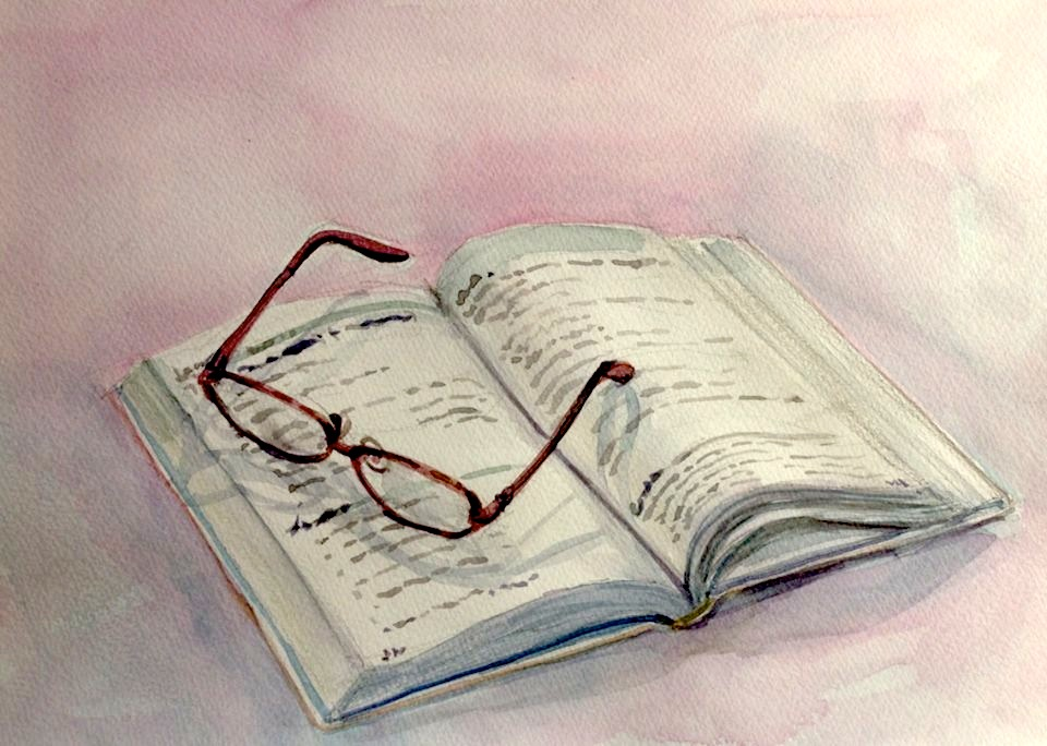 Glasses_and_a_book