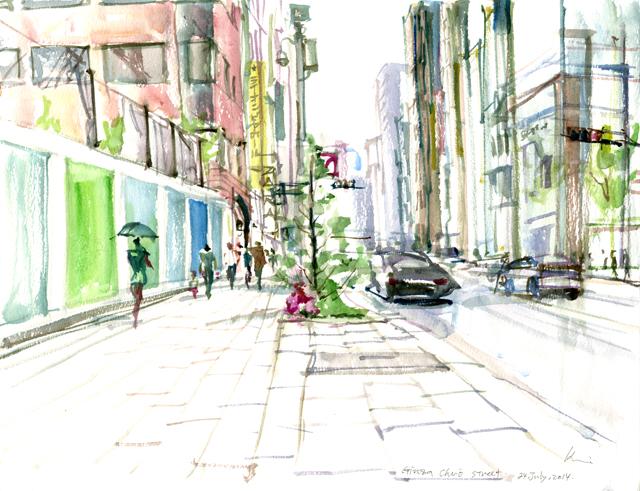 Ginza_chuo_street