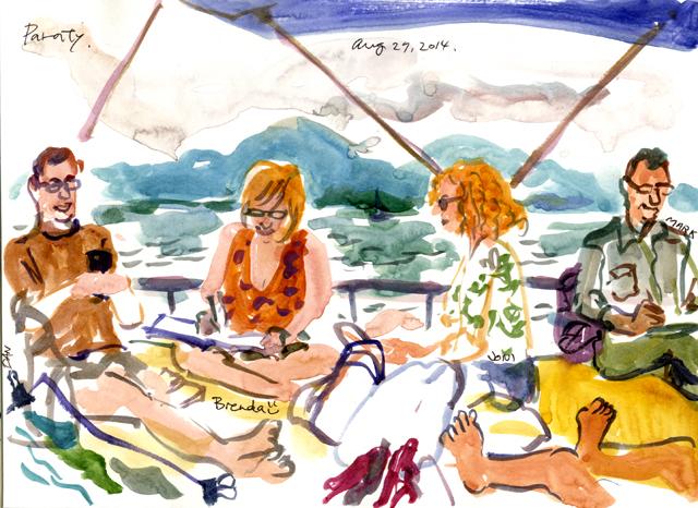 Paraty_boat_ride