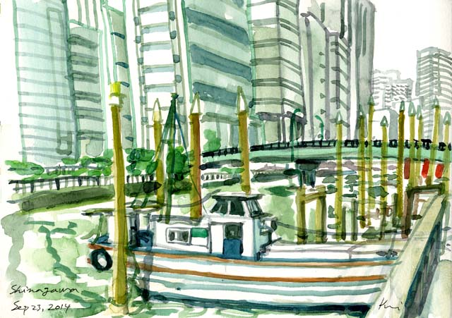 Shinagawa_sketch_session_09231
