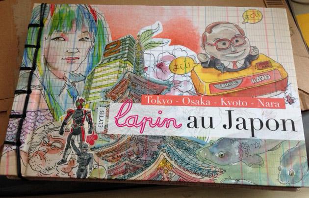 Lapin_au_japan