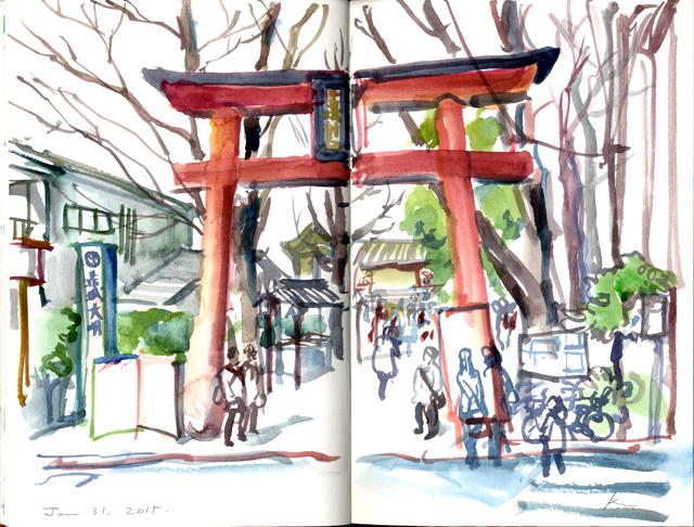 Akagi_jinja_shrine