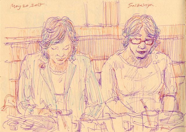 In_the_restaurant_saizeriya2