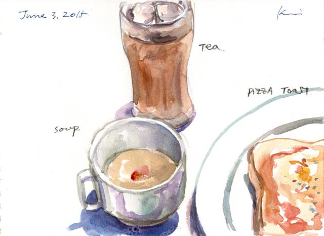 Pizza_toast_set