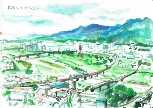 Shinmatsuda_view1