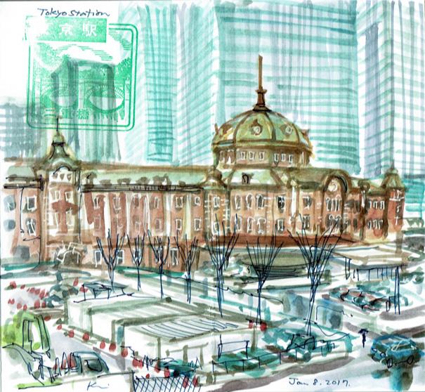 Tokyo_station_2017