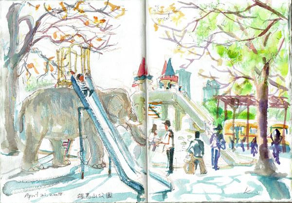 Asukayama_park